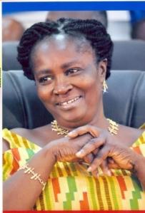 Minister of Education, Prof. Naana Jane Opoku Agyemang